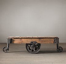 Furniture Factory Cart