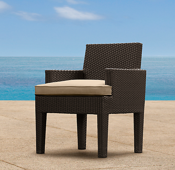 Del Mar Armchair Cushion