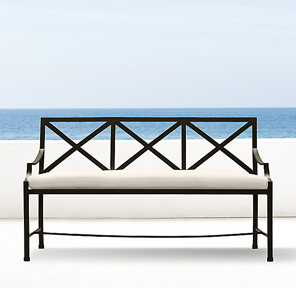 Carmel Luxe Bench Cushion
