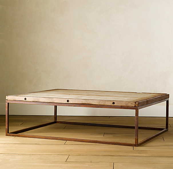 Brickmaker 39 S Coffee Table
