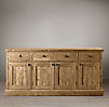 Salvaged Wood Sideboard