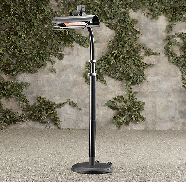 Infrared Floor Telescoping Patio Heater
