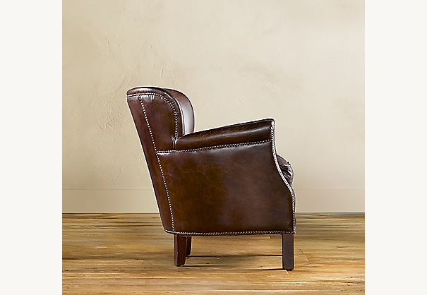 Professor's Leather Chair