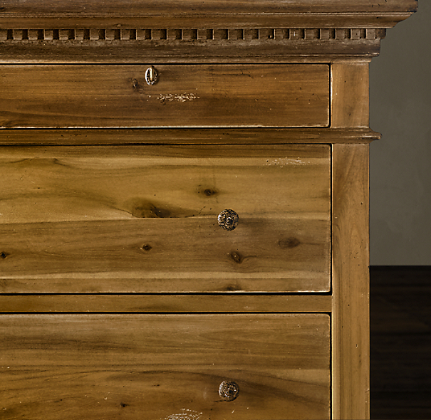 St. James 5-Drawer Dresser