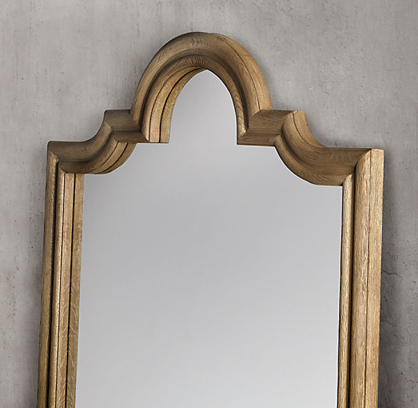 Levico Mirror - Natural