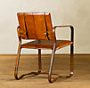 Buckle Chair Antiqued Chestnut