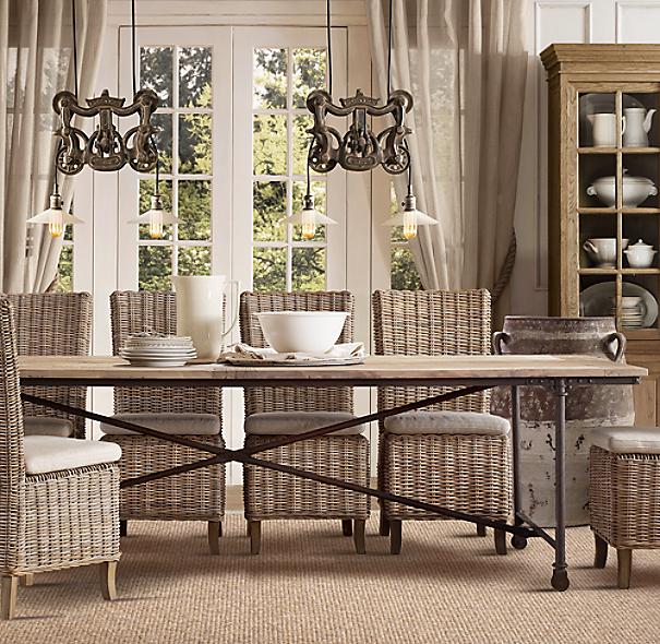 Flatiron Rectangular Dining Table