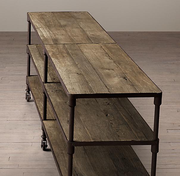 Dutch Industrial Coffee Table