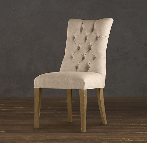 Martine Upholstered Side Chair