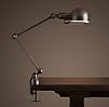 Atelier Task Table Clamp Lamp Bronze