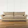Grand-Scale Roll Arm Upholstered Sleeper Sofas