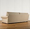 "96"" Grand-Scale Roll Arm Upholstered Sofa"
