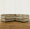 Lancaster Upholstered U-Sofa Sectional