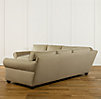 Lancaster Upholstered Left-Arm L-Sectional