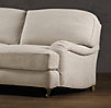 English Roll Arm Upholstered Sofas