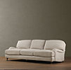 "96"" English Roll Arm Upholstered Sofa"