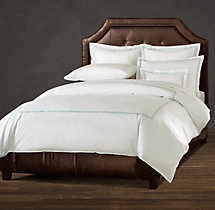 Delano Leather Bed