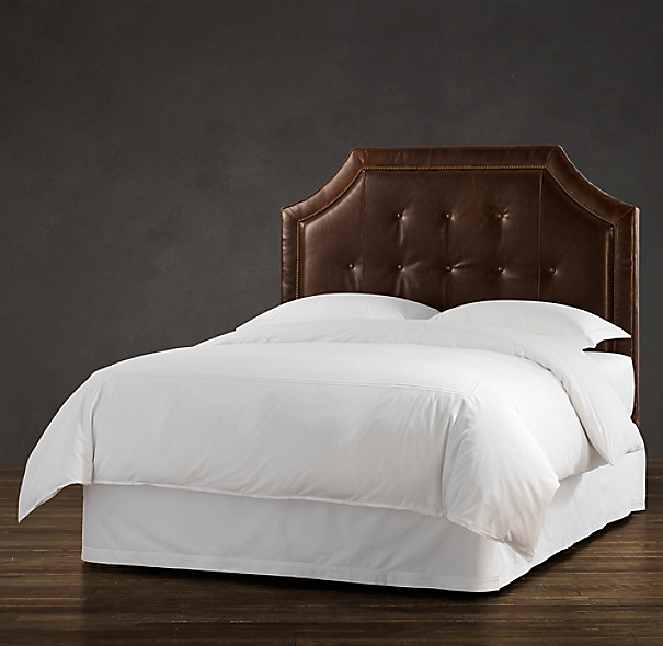 Delano Leather Headboard