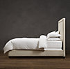 "Wallace Upholstered 60"" Bed"