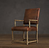 Empire Parsons Leather Armchair