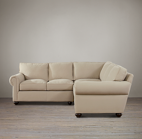 Lancaster Upholstered Corner Sectional