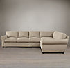 Lancaster Upholstered L-Sectional