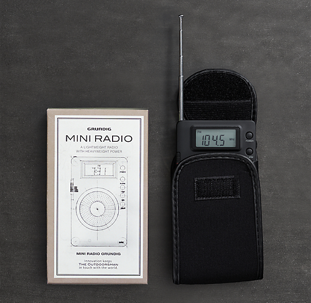 Mini Shortwave Radio