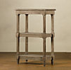 Weathered Oak Étagère Small