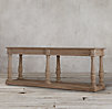 Distressed Rectory Consoles