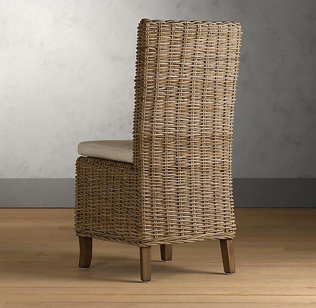 Cotton Duck T Cushion Chair Chair Pads Amp Cushions