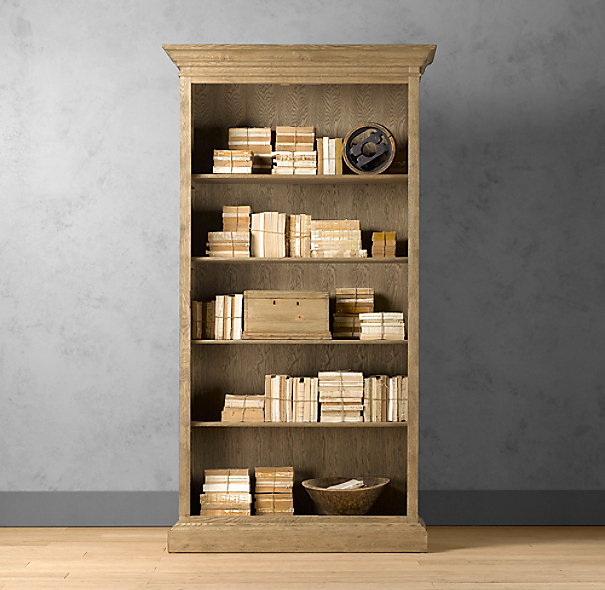 French Casement Bookcase Tall