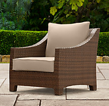 La Jolla Lounge Chair Cushion