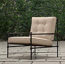 Catalina Lounge Chair Cushions