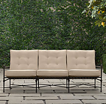 "77""  Catalina Sofa Cushions"