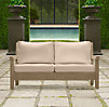 "58"" Leagrave Luxe Sofa Cushions"