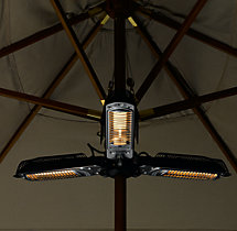 Umbrella Halogen Heater
