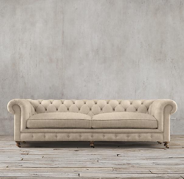 106 Kensington Upholstered Sofa