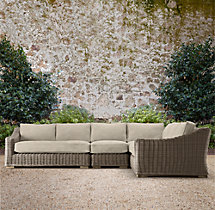 Provence Luxe Sectional