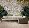 Provence L-Sectional Cushion Set