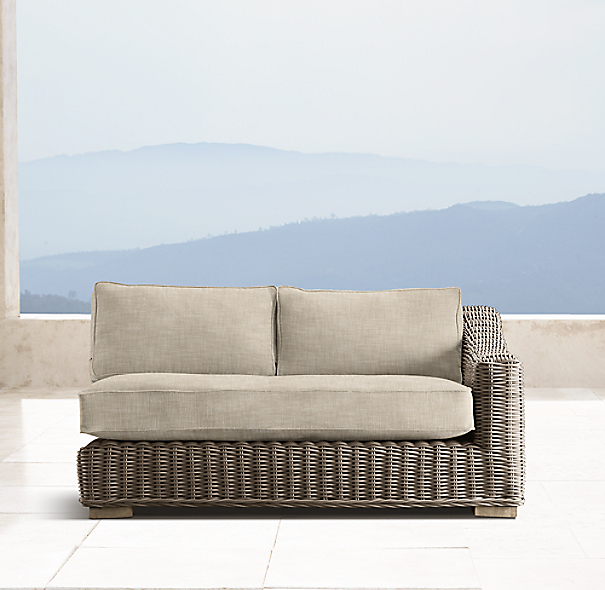 Provence Luxe Right-Arm Sofa