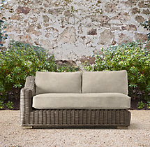 Provence Luxe Left/Right-Arm Sofa Cushion