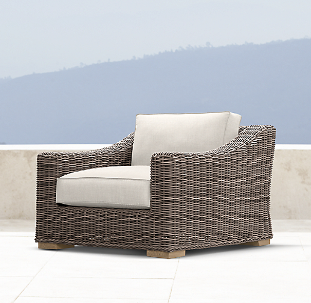 Provence Luxe Lounge Chair