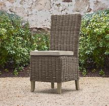 Provence Side Chair Cushion