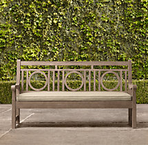 Leagrave Bench Cushion
