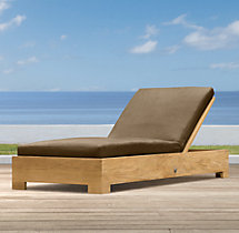 Belvedere Chaise Cushion