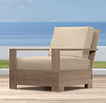 Belvedere Luxe Lounge Chair Cushion