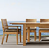 Belvedere Rectangular Extension Dining Table
