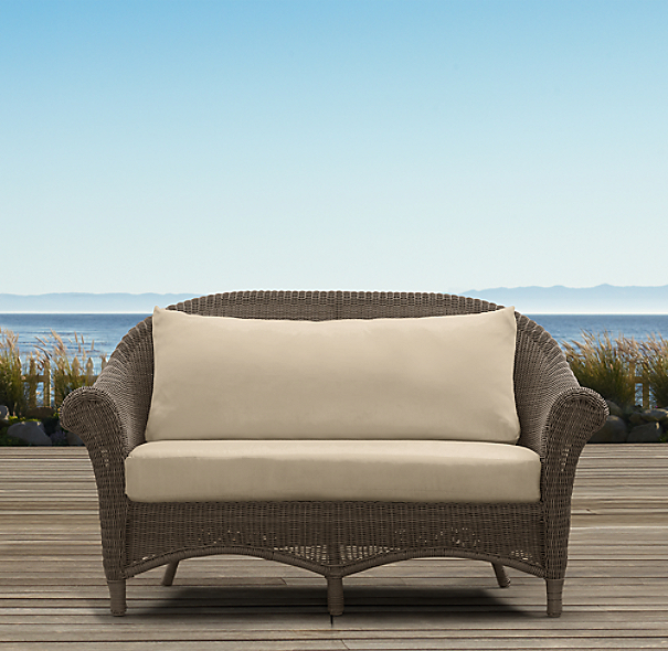 "Restoration Hardware Warranty: 59"" Hampshire Sofa"
