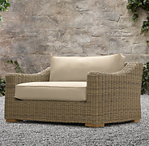 Provence Luxe Chair-and-a-Half Cushion