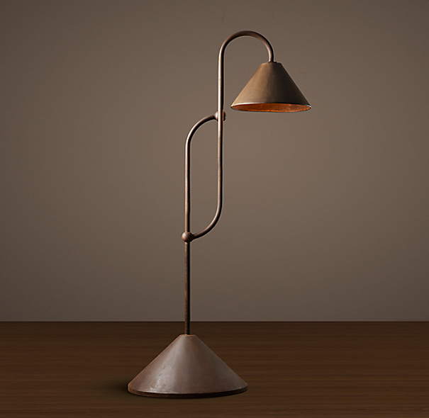 Belgian Farmhouse Floor Lamp